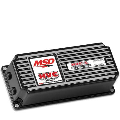 MSD - MSD 6631 - MSD 6 HVC, Professional Race with Fast Rev Limiter