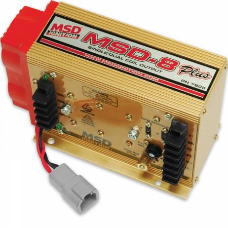 MSD - MSD 7805 - MSD 8-Plus Ignition Control