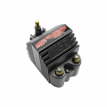 MSD - MSD 82073 - MSD Black Blaster SS Coil