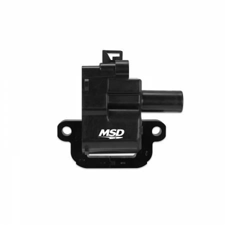 MSD - MSD 82623 - MSD Black GM LS1/LS6 Single Coil, '98-'06
