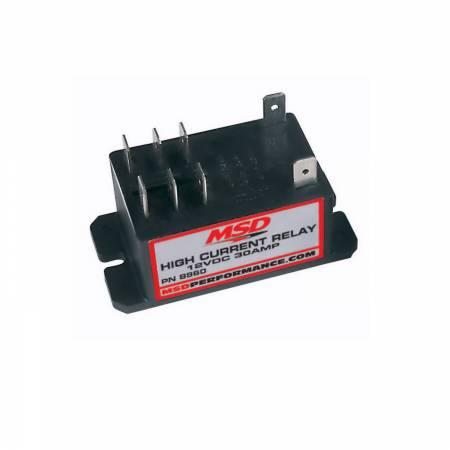 MSD - MSD 8960 - MSD High Current Relay, DPDT