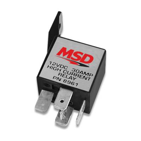 MSD - MSD 8961 - MSD High Current Relay, SPST
