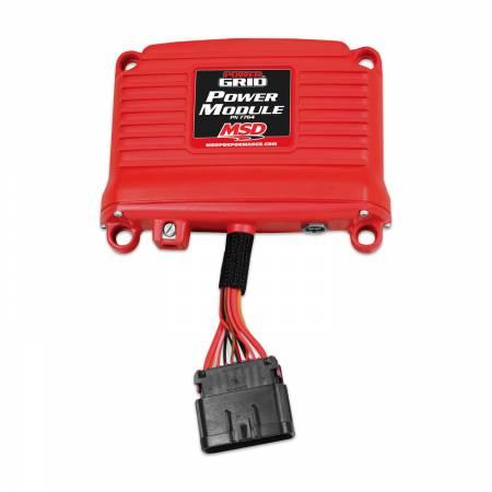 MSD - MSD 7764 - Power Grid Power Module - Red