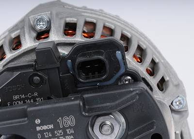 ACDelco - ACDelco GM Original Equipment Alternator 15128978