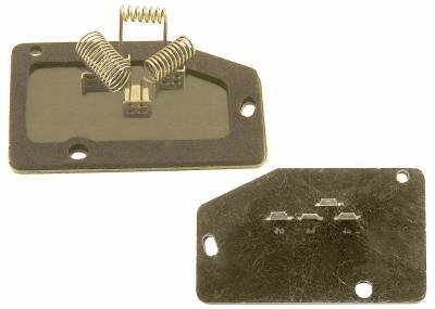 ACDelco - ACDelco GM Original Equipment Heating and Air Conditioning Blower Motor Resistor 15-80840