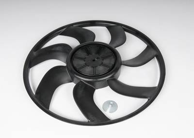 ACDelco - ACDelco GM Original Equipment 7 Blade Driver Side Engine Cooling Fan Blade Kit with Clip 15-80912