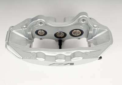 ACDelco - ACDelco GM Original Equipment Silver Front Disc Brake Caliper Assembly 172-2487