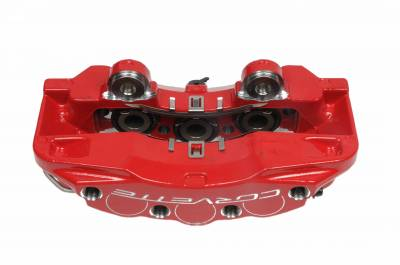 ACDelco - ACDelco GM Original Equipment Red Front Disc Brake Caliper 172-2573