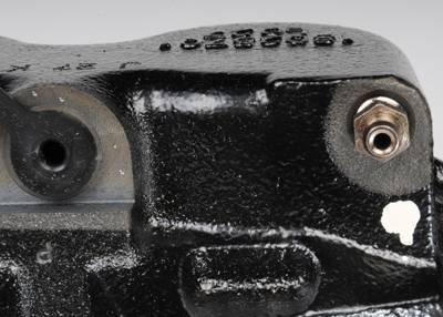 ACDelco - ACDelco GM Original Equipment Rear Driver Side Disc Brake Caliper Assembly without Brake Pads or Bracket 173-0550