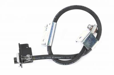ACDelco - ACDelco GM Original Equipment Front Passenger Side Hydraulic Brake Hose Assembly 176-1909