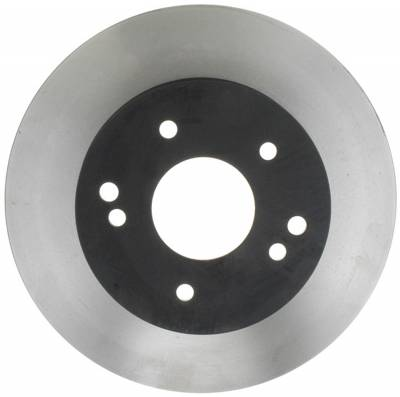 ACDelco - ACDelco Professional Rear Disc Brake Rotor Assembly 18A101