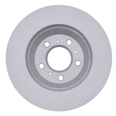 ACDelco - ACDelco Advantage Coated Front Disc Brake Rotor 18A2322AC
