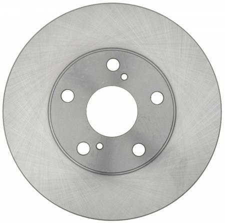ACDelco - ACDelco Advantage Non-Coated Front Disc Brake Rotor 18A471A