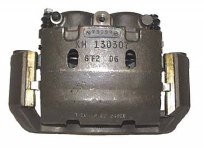 ACDelco - ACDelco Professional Front Disc Brake Caliper Assembly without Pads (Friction Ready Non-Coated) 18FR1429