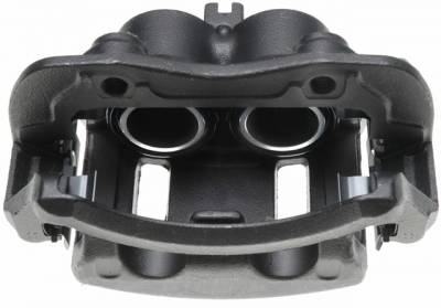 ACDelco - ACDelco Professional Front Passenger Side Disc Brake Caliper Assembly without Pads (Friction Ready Non-Coated) 18FR1924