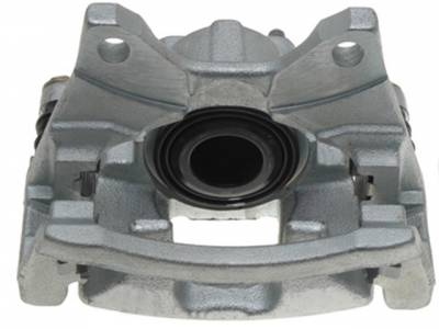 ACDelco - ACDelco Professional Rear Passenger Side Disc Brake Caliper Assembly without Pads (Friction Ready Non-Coated) 18FR2545