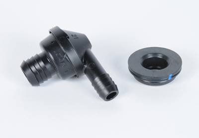 ACDelco 15823207 GM Original Equipment Power Brake Booster Vacuum Check Valve Kit with Check Valves and Grommet