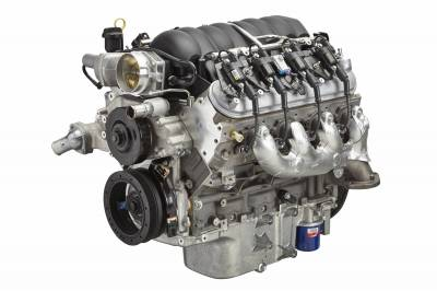 Chevrolet Performance - Chevrolet Performance 19370413 - LS376/525 6.2L Crate Engine - 525HP