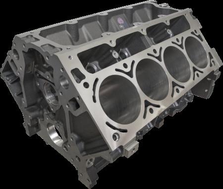 Chevrolet Performance - Chevrolet Performance 12679002 - 6.0L LQ4 LQ9 Cast Iron Bare Block