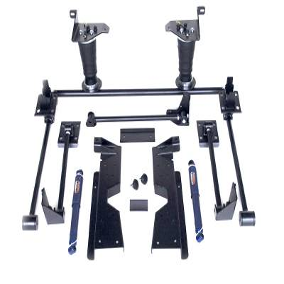 Ridetech - Ridetech 11376799 - Rear RideTech Bolt-In 4 Link