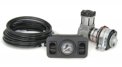 Ridetech - Ridetech 30131600 - Compressor Kit 2-Way on demand