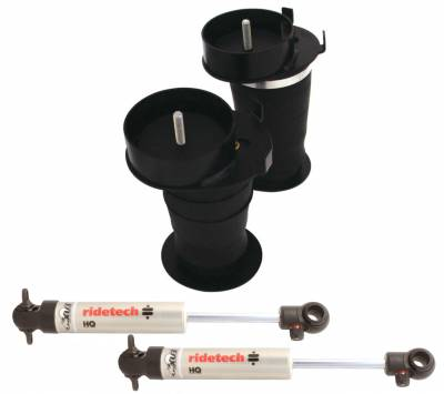 Ridetech - Ridetech 11154010 - CoolRide with HQ Shocks