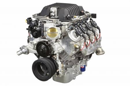 Chevrolet Performance - Chevrolet Performance 19370850 - Supercharged LSA Crate Engine - 556HP