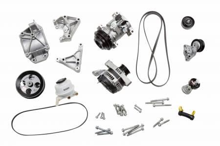 Chevrolet Performance - Chevrolet Performance 19370820 - LS Front Drive Kit