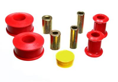 Energy Suspension - Energy Suspension 15.3117R - VW FRT CONTROL ARM BUSHING SET