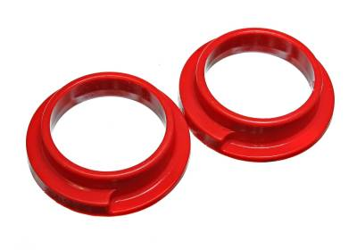 Energy Suspension - Energy Suspension 15.6103R - RAMPED COIL SPRNG ISOLATOR SET
