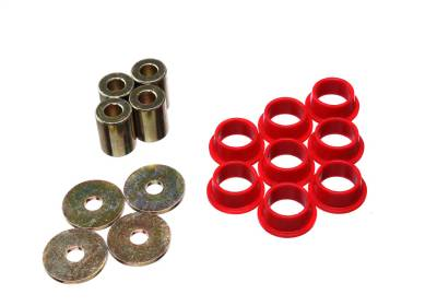 Energy Suspension - Energy Suspension 16.10106R - Rack And Pinion Bushing Set