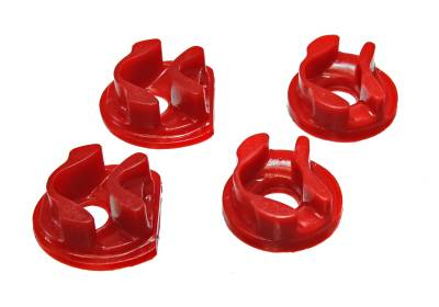 Energy Suspension - Energy Suspension 16.1111R - MOTOR MOUNT INSERT SET