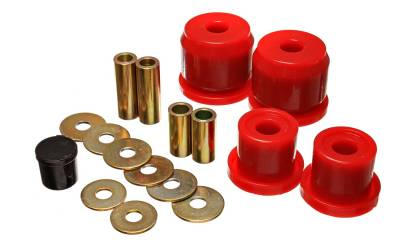 Energy Suspension - Energy Suspension 16.1112R - DIFFERENTIAL MOUNT BUSHING SET