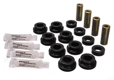 Energy Suspension - Energy Suspension 16.3104G - FRONT CONTROL ARM BUSHING SET