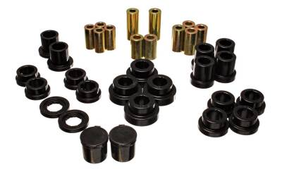 Energy Suspension - Energy Suspension 16.3121G - REAR CONTROL ARM BUSHING SET