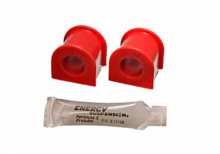 Energy Suspension - Energy Suspension 16.5111R - HONDA 19MM FRT SWAY BAR PIVOT BUSHING