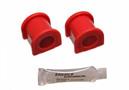 Energy Suspension - Energy Suspension 16.5121R - 22MM FRT SWAY BAR SET