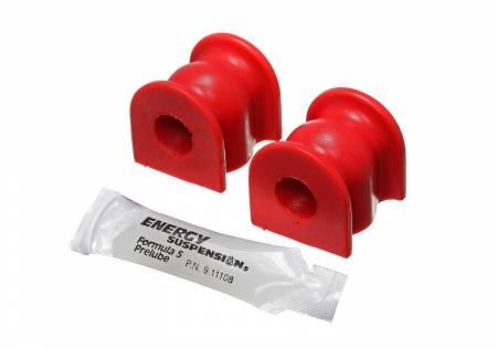 Energy Suspension - Energy Suspension 16.5138R - TSX 15MM REAR SWAY BAR SET