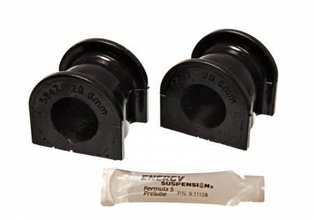 Energy Suspension - Energy Suspension 16.5142G - FT SWAY BAR BUSHING SET 28.6mm
