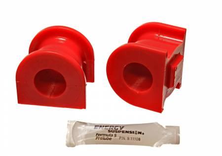Energy Suspension - Energy Suspension 16.5143R - REAR SWAY BAR BUSHING SET 28.6mm