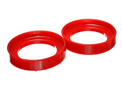 Energy Suspension - Energy Suspension 16.6104R - FRONT SPRING ISOLATOR SET