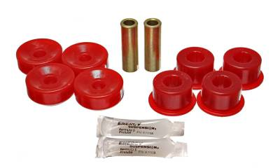 Energy Suspension - Energy Suspension 16.8108R - HONDA REAR SHOCK BUSHINGS