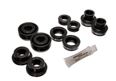 Energy Suspension - Energy Suspension 18.3101G - FRONT CONTROL ARM BUSHING SET