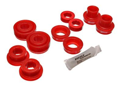 Energy Suspension - Energy Suspension 18.3101R - FRONT CONTROL ARM BUSHING SET