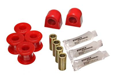 Energy Suspension - Energy Suspension 19.5104R - REAR SWAY BAR BUSHING SET