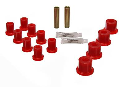 Energy Suspension - Energy Suspension 2.2116R - JEEP SPRING BUSHING SET