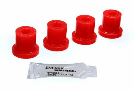 Energy Suspension - Energy Suspension 2.2118R - AFTERMARKET SHACKLE SET