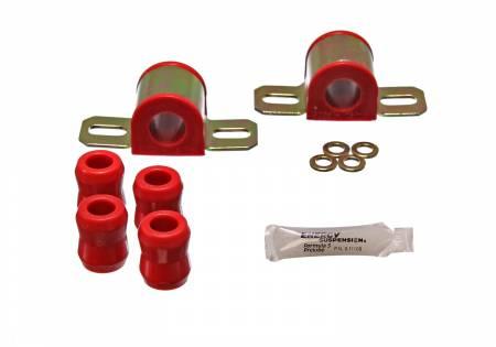 Energy Suspension - Energy Suspension 2.5101R - SWAY BAR BUSHING SET-15/16in.