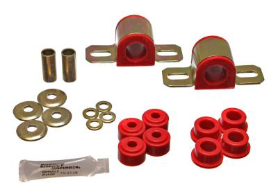 Energy Suspension - Energy Suspension 2.5105R - SWAY BAR BUSHING SET-28MM