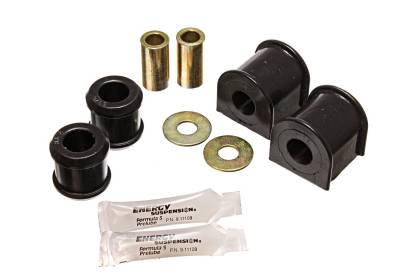 Energy Suspension - Energy Suspension 2.5114G - REAR SWAY BAR BUSHING SET 17mm